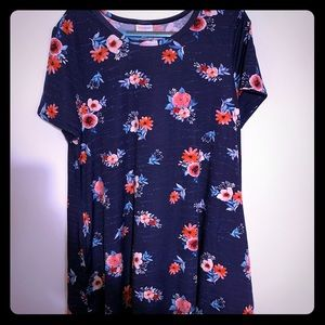 Lularoe Jessie dress size 2XL